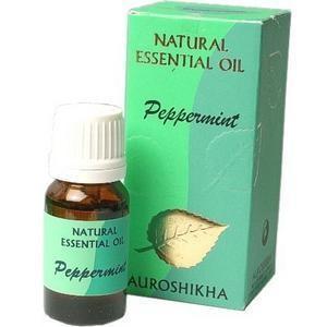 ペパーミント Peppermint  アロマオイル 10ml Mentha piperita 限りなくオーガニックな精油 インド オウロシカ|soulmate-lotus