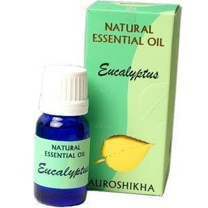 ユーカリ Eucalyptus  アロマオイル 10ml Eucalyptus globulus 限りなくオーガニックな高品位精油auroshikha オウロシカ|soulmate-lotus