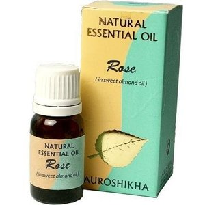 ローズ Rose アロマオイル 10ml Rosa damascena 限りなくオーガニックな精油 インド オウロシカ|soulmate-lotus