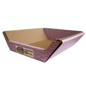スクラッチベッド ツメとぎと、ベッドが一つになった優れもの。カナダ製RCPHLS_DUP06Dec14|soulmate-lotus
