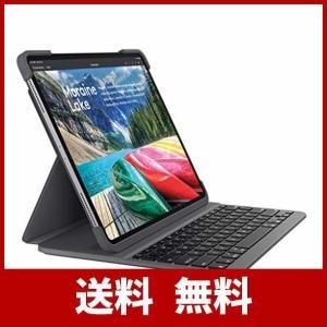ロジクール iPad Pro 12.9インチ対応 キーボード iK1273 ブラック Bluetooth キーボード一体型ケース iPad Pro 1|sound-marks