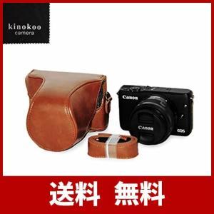 kinokoo Canon ミラーレス一眼カメラ PowerShot EOS M10専用カメラケース...