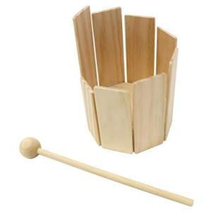 KC トーンタング Wood Stirring Drum OP-TTA01 (ウッドビーター付き)