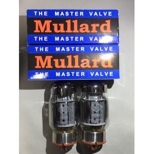 真空管 Mullard KT88 2本マッチ 真空管【6か月保証】