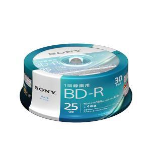 30BNR1VJPP4 ビデオ用ブルーレイディスク BD-R 1層 4倍速 30枚パック