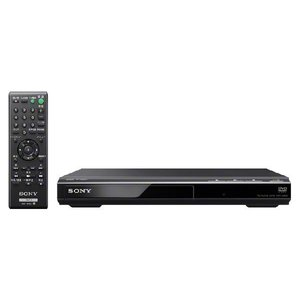 DVDプレーヤー DVP-SR20