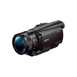 FDR-AX100 デジタル4Kビデオカメラレコーダー