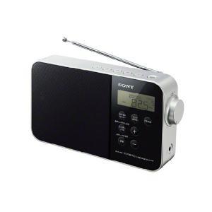 ICF-M780N FM/AM/ラジオNIKKEI PLLシンセサイザーポータブルラジオ
