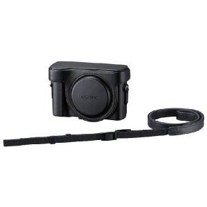 【お取り寄せ】  DSC-HX60V/DSC-HX50V用の携帯性、速写性に優れたジャケットケース ...
