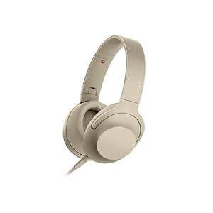 MDR-H600A ペールゴールド ステレオヘッドホン h.ear on 2