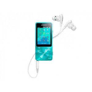 NW-S14 ブルー ウォークマン Sシリーズ 8GB