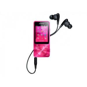 NW-S14 ビビッドピンク ウォークマン Sシリーズ 8GB