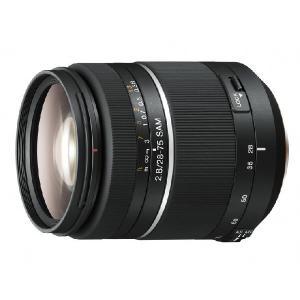 デジタル一眼レフカメラ用レンズ SAL2875