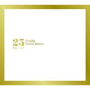 安室奈美恵/Finally (スマプラ対応) [3CD] ベストアルバム 新曲収録  AVCN-99055 2017/11/8発売