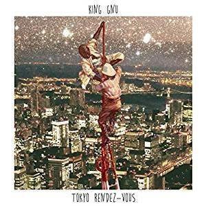 King Gnu(キングヌー)/Tokyo Rendez-Vous (通常盤) [CD] BVCL-...