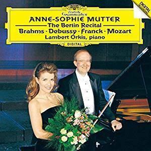 ベルリン・リサイタル/アンネ=ゾフィー・ムター (CD) (限定版) UCCS-9166