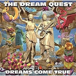 DREAMS COME TRUE(ドリカム)/THE DREAM QUEST [CD] UMCK-1818 2017/10/10発売|soundace