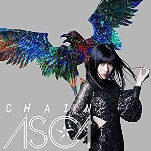 【特典配布終了】 ASCA/CHAIN (初回限定盤) (CD+Blu-ray) VVCL-1600