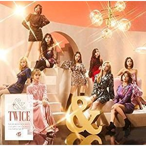 TWICE/&TWICE (通常盤)(CD) WPCL-13122