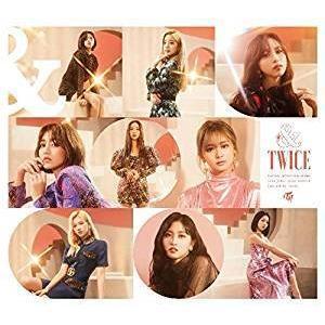 【特典配布終了】 TWICE/&TWICE (初回限定盤B)(CD+DVD) WPZL-31689