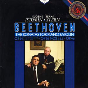 蘭CBS ベートーヴェン ヴァイオリンソナタ Beethoven: 5 Violin Sonatas...
