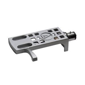 audio-technica オーディオテクニカ AT-HS10 SV(シルバー) 軽量アルミ製ヘッドシェル 自重10g|soundheights-analog