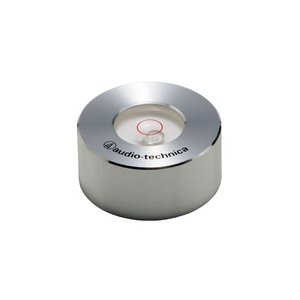 audio-technica オーディオテクニカ AT615 プレーヤーの水平調整に欠かせない高精度水準器|soundheights-analog