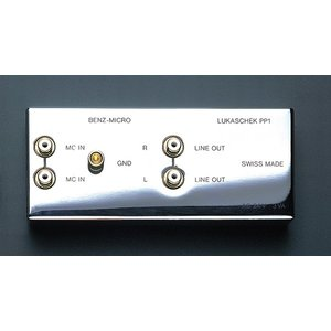 Benz Micro ベンツマイクロ MC用フォノ・プリアンプ PP1/T9 soundheights-analog