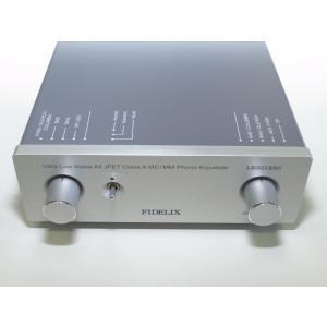 FIDELIX フィデリックス LEGGIERO レジェーロ フォノイコライザー|soundheights-analog|03