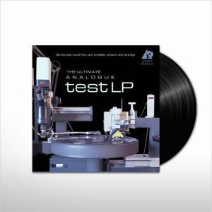 Musical Surroundings ミュージカル・サラウンディング アナログ調整用テスト信号収録LP Test LP テスト LP|soundheights-analog