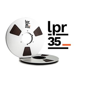 RECORDING THE MASTERS R34520 オープンリールテープ Semi-pro tapes LPR35 1/4''x3608' 10'' NAB Metal Reel|soundheights-analog