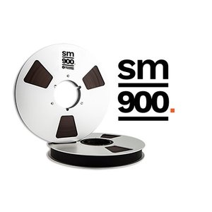 RECORDING THE MASTERS R34620 オープンリールテープ Pro tapes Studio Master SM900 1/4''x2500' 10'' NAB Metal Reel|soundheights-analog
