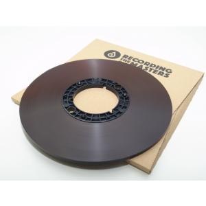 RECORDING THE MASTERS R34120 オープンリールテープ Pro tapes Studio Master SM911 1/4''x2500' 10'' NAB Pancake 34130|soundheights-analog