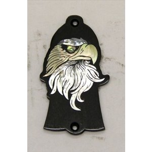 GuitarHeads / Truss Rod Cover with Eagle Head Inlay Gibson 直輸入|soundmama-e