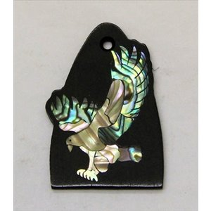 GuitarHeads / Truss Rod Cover with Eagle Inlay PRS 直輸入|soundmama-e
