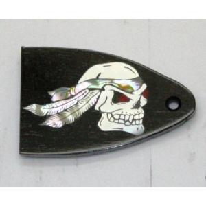 GuitarHeads / Truss Rod Cover with Skull Bandana PRS 直輸入|soundmama-e