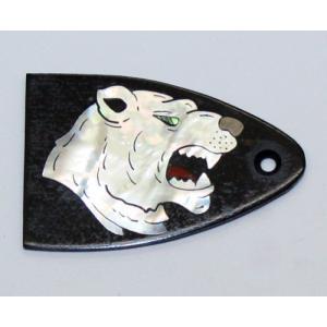GuitarHeads / Truss Rod Cover Polar Bear PRS 直輸入|soundmama-e