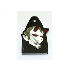 GuitarHeads / Truss Rod Cover w/Devil Head PRS用 直輸入|soundmama-e