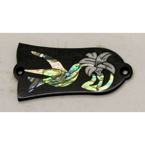 GuitarHeads / Truss Rod Cover Humming Bird Inlay Gibson 直輸入|soundmama-e
