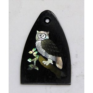 GuitarHeads / Truss Rod Cover Owl Inlay Paul Reed Smith(PRS) 直輸入|soundmama-e
