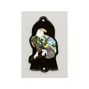 GuitarHeads / Truss Rod Cover with Eagle Inlay 04 Gibson|soundmama-e