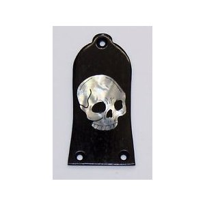 GuitarHeads / Truss Rod Cover with Skull 02 Gibson Epiphone  直輸入|soundmama-e
