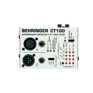 BEHRINGER / CT100 Cable Tester