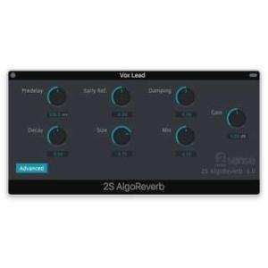 2nd Sense AlgoReverb|soundmama-e