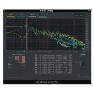 2nd Sense Mixing Analyzer|soundmama-e