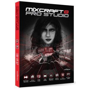 Acoustica Mixcraft 8 Pro Studio EDU|soundmama-e