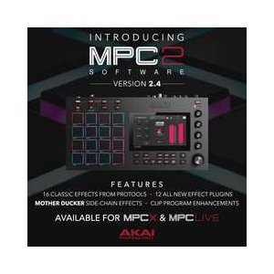 Akai Professional MPC 2 Standard|soundmama-e