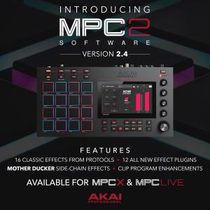 Akai Professional MPC 24 Standard|soundmama-e