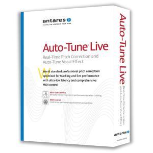 Antares Auto-Tune Live|soundmama-e