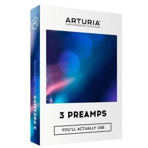 Arturia 3 Preamps|soundmama-e